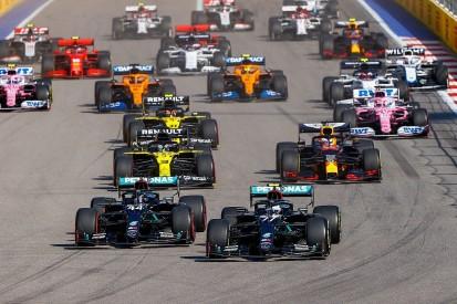 Top 10 Formula 1 drivers of 2020