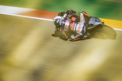 "The ""warrior"" MotoGP rookie KTM was right to back"