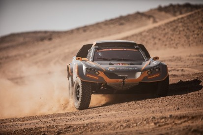 Dakar Rally plots out 'green bivouac' and alternative energy class
