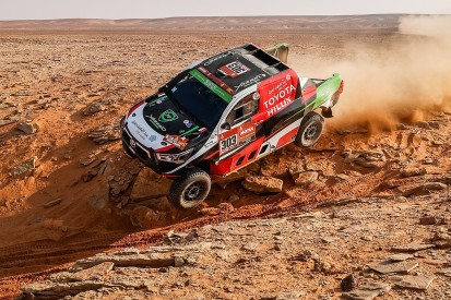 Al-Rajhi wins Dakar Stage 10, Al-Attiyah beats Peterhansel to second