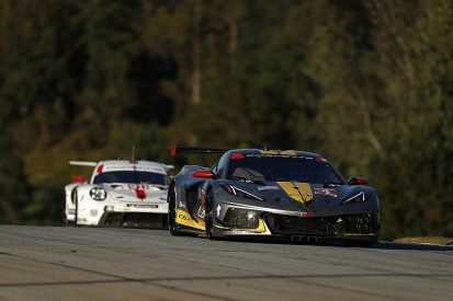 "Tandy: Corvette IMSA package ""slightly more stable"" than ""edgy"" Porsche"