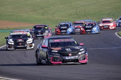 Edwards completes three-car BTC Honda BTCC line-up for 2021