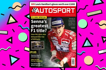Magazine: F1 1991 retrospective special out now