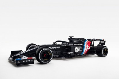 Alpine to launch A521 F1 car next month after livery tease