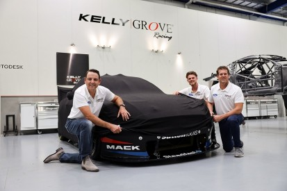 New ownership structure for Supercars squad Kelly Racing