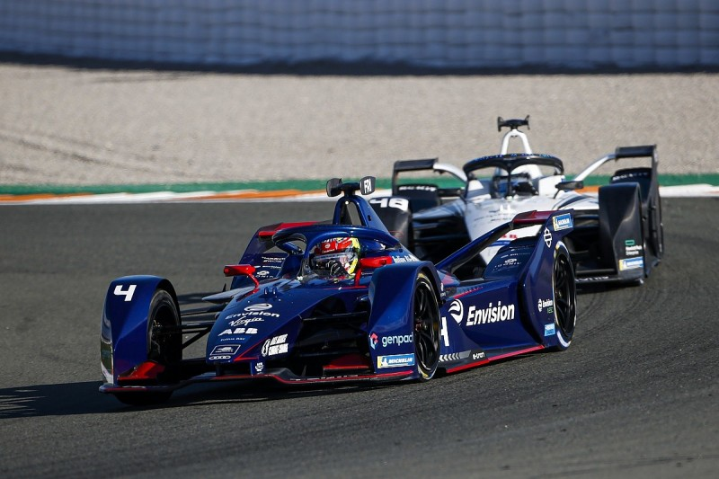 Formula E squad Envision Virgin Racing partners with UK government