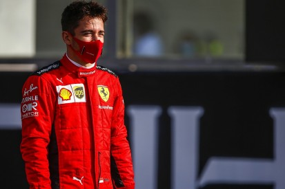 Ferrari F1 driver Leclerc tests positive for COVID-19