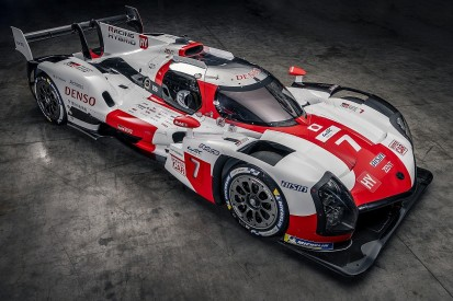Toyota unveils twin-turbo V6 GR010 HYBRID Le Mans Hypercar for 2021 WEC