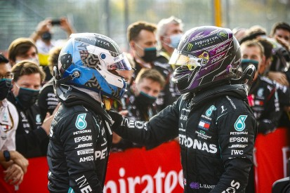Bottas won't play Rosberg mind games on Mercedes F1 team-mate Hamilton