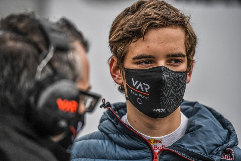 Red Bull junior Edgar joins Carlin for 2021 F3 graduation