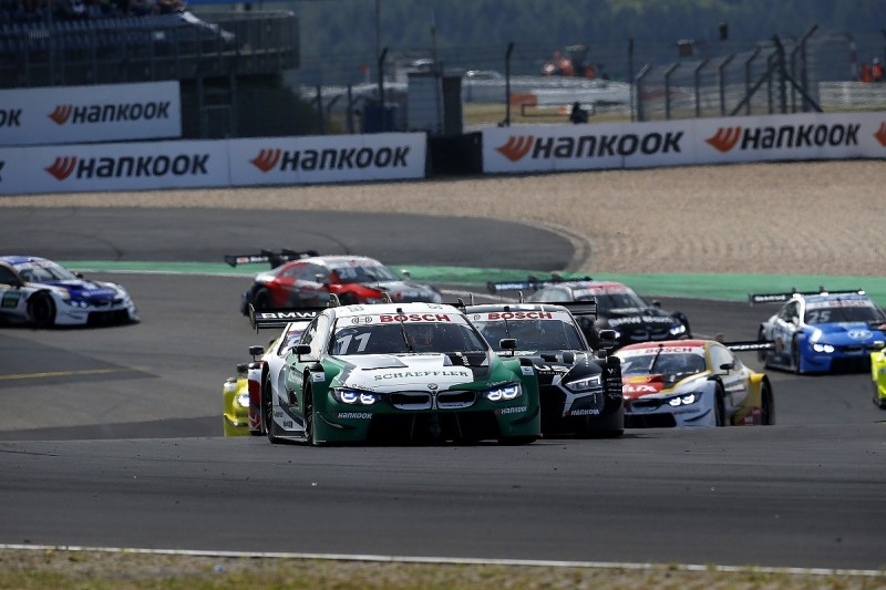 Revised 2021 DTM calendar finalised, Russian round dropped