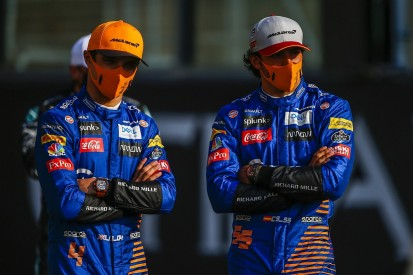 Norris felt 'perfect combination' of rivalry/friendship with Sainz