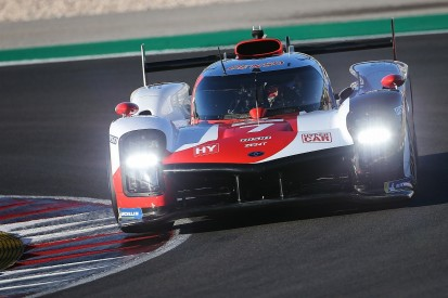 "Toyota ""behind target"" after snowed-off WEC hypercar test"