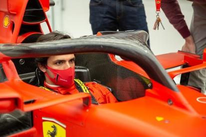 Sainz recalls initial contact from Ferrari over 2021 F1 drive