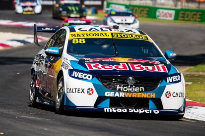 Whincup gets new engineer in Triple Eight Supercars shake-up