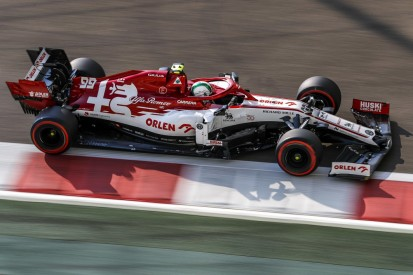 Giovinazzi: Learning from Raikkonen key to my F1 development