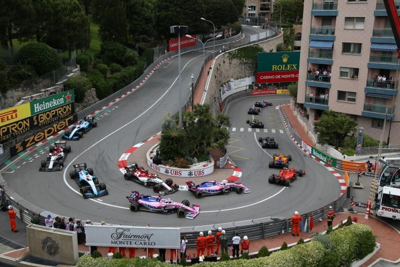 Monaco-Organisatoren versichern: Der F1-GP wird wie geplant durchgeführt
