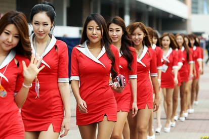 Korean Grand Prix Sunday