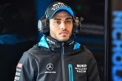 Williams macht 2021 mit Roy Nissany als Testfahrer weiter
