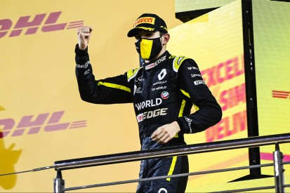 Was Ocon erst lernen musste: Renault ganz anders als der Force India