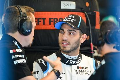 Nissany to run in F1 Bahrain pre-season test for Williams
