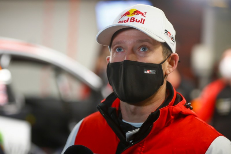 Sebastien Ogier erwartet 2021 einen Fünfkampf um den WRC-Titel