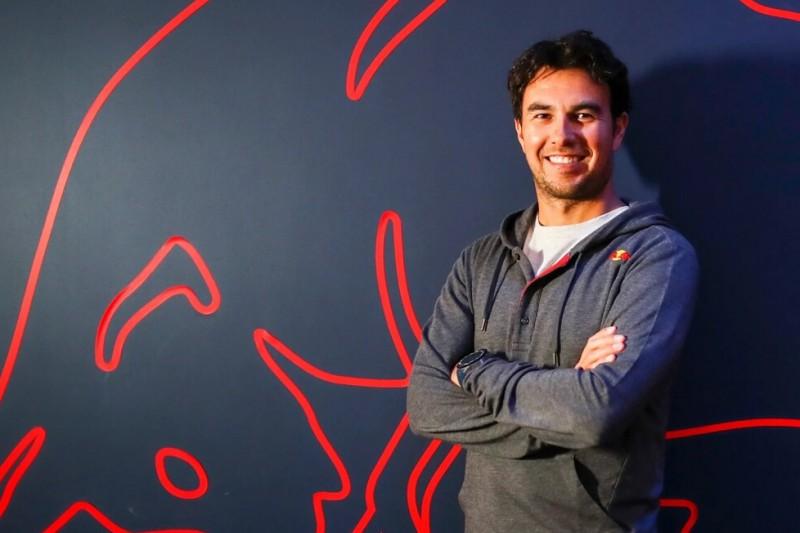 """Perez' erster Tag bei Red Bull: """"Fühlt sich großartig an!"""""""