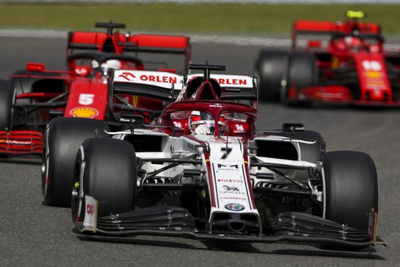 Sauber will Formel-1-Partnerschaft mit Ferrari bis 2025 verlängern