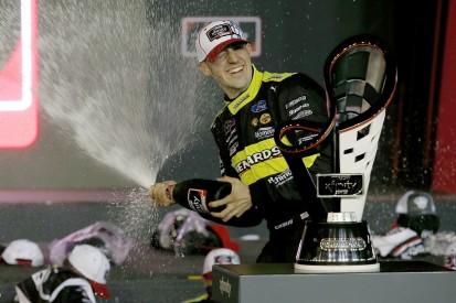 NASCAR Xfinity champion Cindric set for Cup debut at Daytona 500