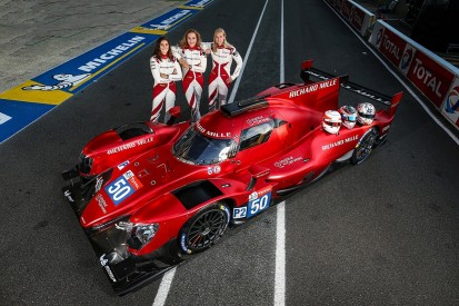 Richard Mille team joins WEC ranks with all-female driver line-up
