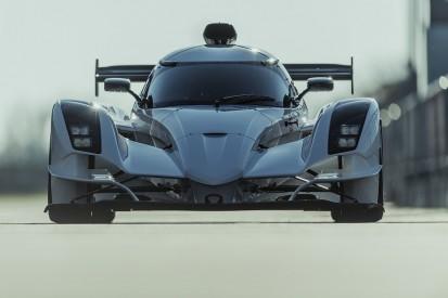 Praga reveals new R1 car set to form basis of Britcar class