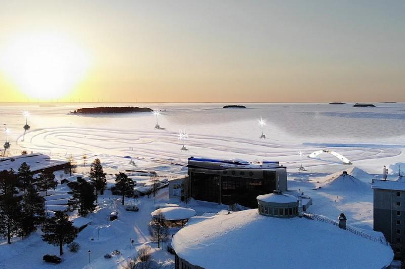 Race of Champions 2022: Neuer Kurs in Schweden für erstes Arktis-ROC
