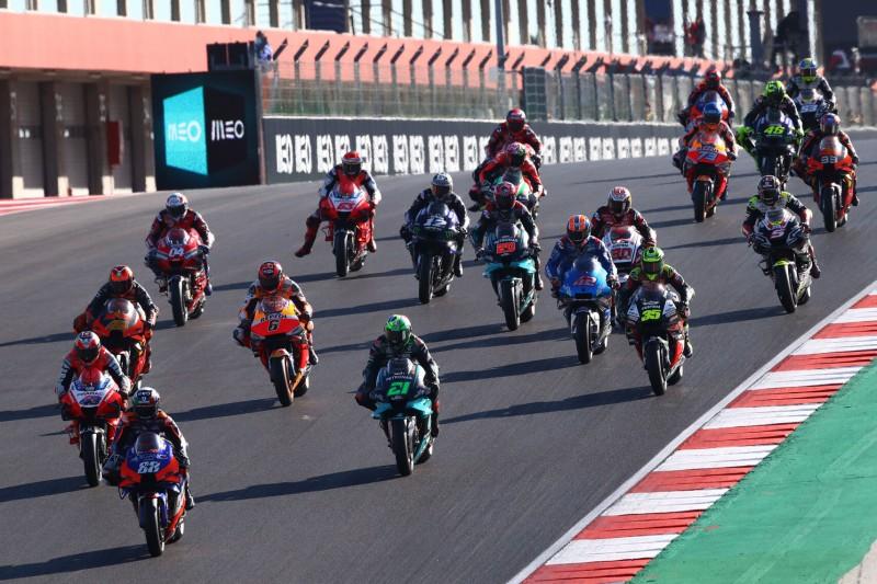 MotoGP-Kalender 2021 angepasst: Zwei Rennen in Katar & Portimao-Comeback