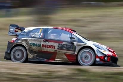 WRC Rallye Monte Carlo 2021: Sebastien Ogier auf Kurs zum achten Sieg