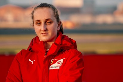 16-Jährige ist erste Frau im Formel-1-Nachwuchsprogramm von Ferrari