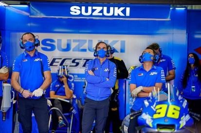 MotoGP-Projektleiter erklärt, wie es bei Suzuki ohne Brivio weitergeht
