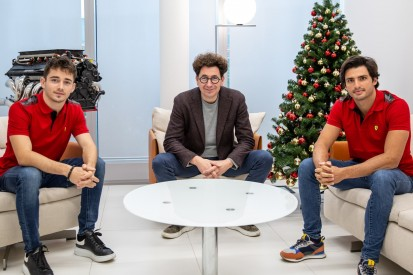 Ferrari: Sainz wünscht sich Harmonie im Team mit Leclerc