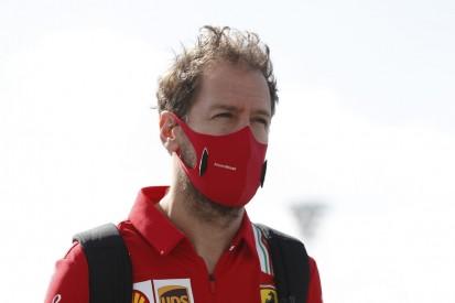 Vettel: Fehlender Ferrari-Titel frustriert mich nicht für den Rest meines Lebens