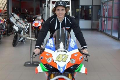 WSBK 2021: Ducati-Kundenteam holt Rookie in die Superbike-WM
