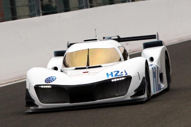 24h Le Mans: Red Bull und Oreca steigen in Wasserstoff-Projekt ein