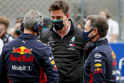 """Toto Wolff: Red Bull mit Perez """"wesentlich stärkerer Gegner"""""""