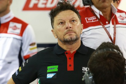 "MotoGP team boss condition ""fragile"", but prognosis more optimistic"