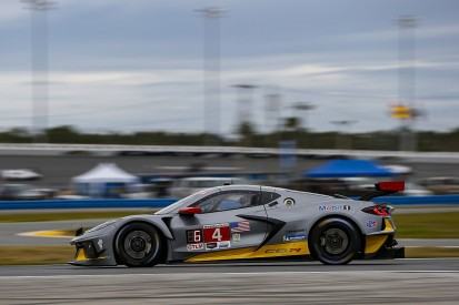Corvette drivers wary of LMP3 impact on GTLM fight at Daytona 24
