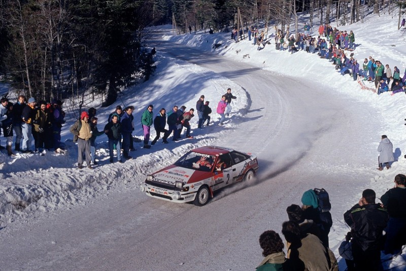Remembering WRC Monte Carlo Rally 1991: Delecour's delight and despair