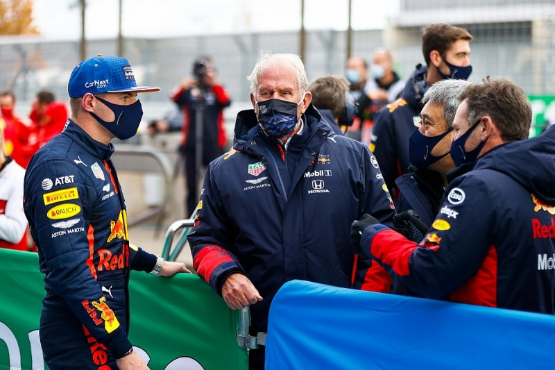 """Red Bull's ultimatum on 2022 F1 engine freeze not """"blackmail"""" - Marko"""