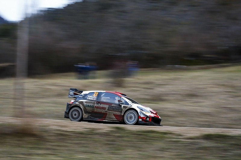 WRC Monte Carlo: Evans takes lead on second day as Ogier shines