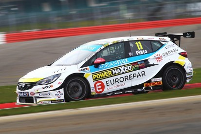 Plato to make 2021 BTCC return with PMR Vauxhall squad