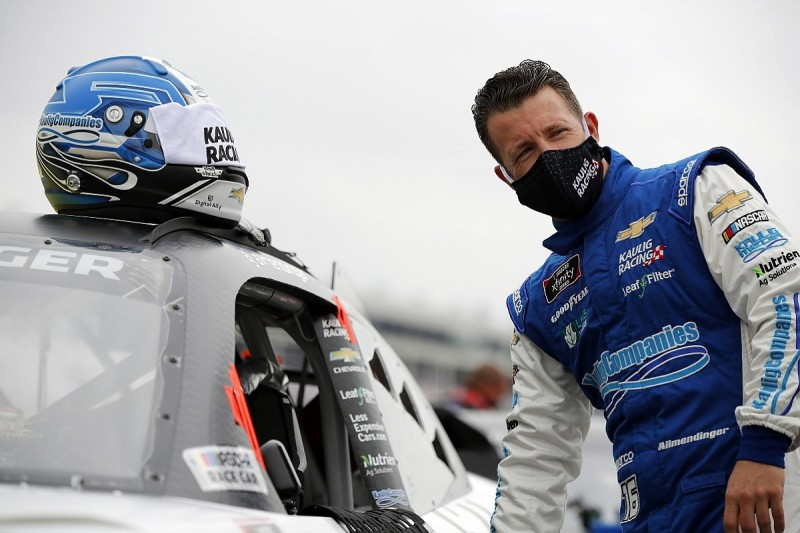 Allmendinger to make Cup return on Daytona road course with Kaulig