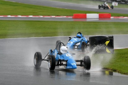 The Formula Vee maverick who has reached the top