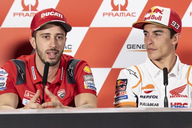 Dovizioso als Ersatz für Marquez: Manager wartet auf Anruf von Honda